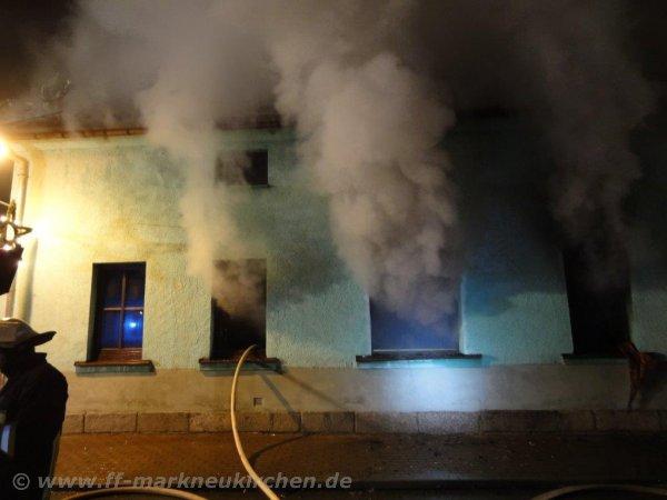 Brand - groß vom 28.12.2014     (C) www.ff-markneukirchen.de (2014)